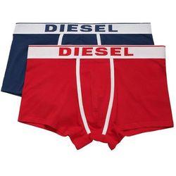 Diesel zestaw bokserek męskich Damien 2 szt. XXL wielokolorowe