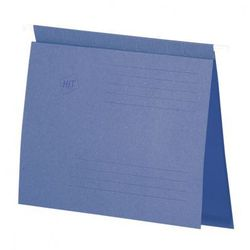Skoroszyt zawieszany A4, niebieske, 50 szt.