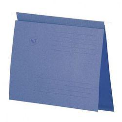 Skoroszyt zawieszany A4, niebieski, 50 szt.