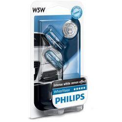 W5W PHILIPS WHITEVISON 2SZT