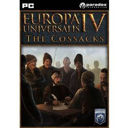 Europa Universalis 4 The Cossacks (PC)