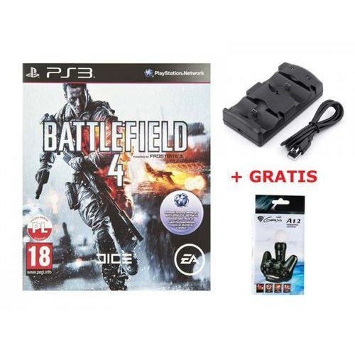 Gry na PS3, Battlefield 4 (PS3)