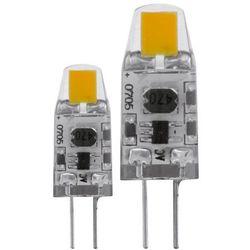 2x SET LED ściemniania żarówka G4/1,2W - Eglo 11551