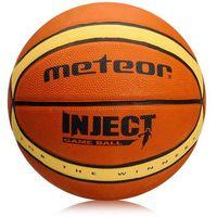 Koszykówka, Piłka do koszykówki Meteor Inject rozmiar 7