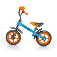 Rowerki biegowe, Rowerek biegowy Milly Mally Dragon pomarańczowy- wysyłka dziś do godz.18:30. wysyłamy jak na wczoraj!