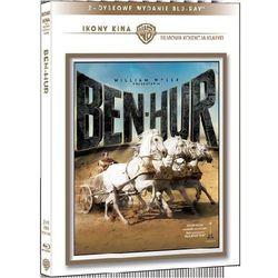 BEN HUR (2BD) (IKONY KINA) (Płyta BluRay)