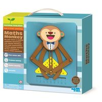 Kreatywne dla dzieci, Russell Licząca Małpa 4674