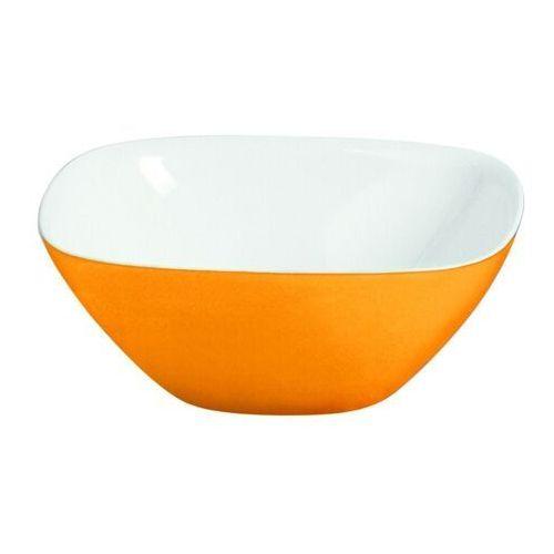 Misy i miski, Średnia misa Vintage, pomarańczowa - pomarańczowy