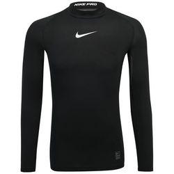 NIKE Koszulka funkcyjna 'COMP' czarny / biały