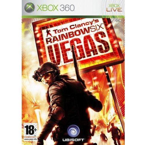 Gry Xbox 360, Tom Clancy's Rainbow Six Vegas (Xbox 360)