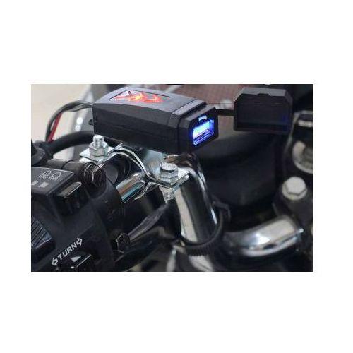 Pozostałe akcesoria do motocykli, Wodoodporne Motocyklowe Gniazdo USB 5V 2,1A