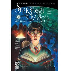 Księgi magii t.1 dobór składu - kat howard, tom fowler, jordan boyd (opr. twarda)
