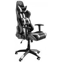 Fotele dla graczy, Fotel DIABLO CHAIRS X-One Czarno-biały DARMOWY TRANSPORT
