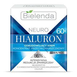 Bielenda Neuro Hyaluron skoncentrowany krem wygładzający zmarszczki 60+ (86%) 50 ml