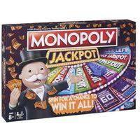 Gry dla dzieci, Gra Monopoly Jackpot - Hasbro
