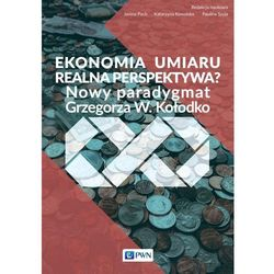 Ekonomia umiaru (opr. miękka)