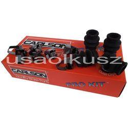 Zestaw naprawczy przednich prowadnic oraz klocków D1084 Dodge RAM 2006-