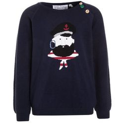 Fred's World by GREEN COTTON CAPTAIN Sweter navy