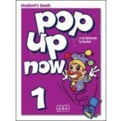 Książki do nauki języka, JĘZYK ANGIELSKI KL. 1 SP PODRĘCZNIK. POP UP NOW 1 (opr. broszurowa)