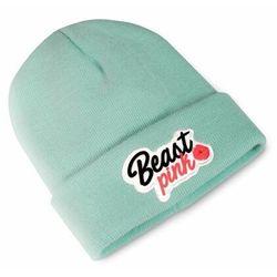 BeastPink Czapka zimowa Beanie Mint
