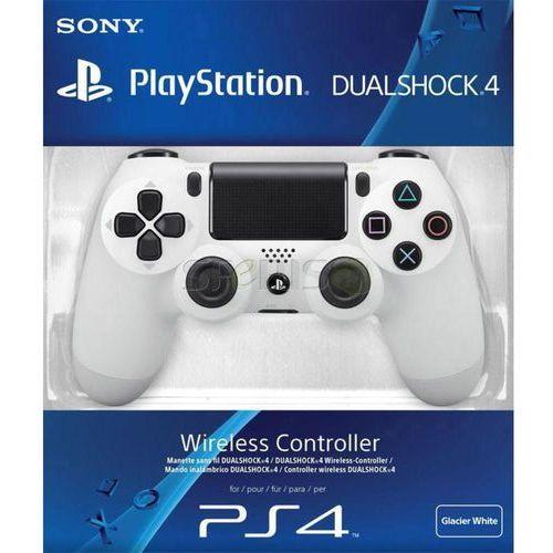 Gamepady, Sony DualShock 4 V2 biały