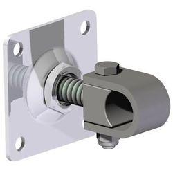zawias regulowany osiowe M20 M20-Zn, 80x80x105mm,