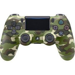 Kontroler Pad PS4 DualShock 4 Green Camouflage V2 (CUH-ZCT2E) // WYSYŁKA 24h // DOSTAWA TAKŻE W WEEKEND! // TEL. 696 299 850