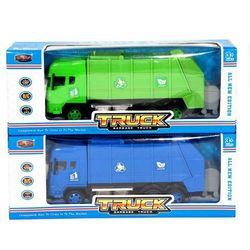 Zabawka SWEDE Ciężarówka śmieciarka Sterowana pilotem Q1024
