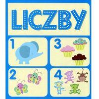 Książki dla dzieci, Liczby (opr. kartonowa)