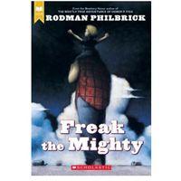 Książki do nauki języka, Freak the Mighty (opr. miękka)