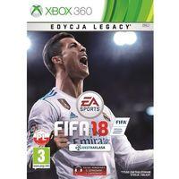 Gry Xbox 360, FIFA 18 (Xbox 360)