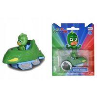 Jeżdżące dla dzieci, Pojazd z figurką pidżamersi - gekson