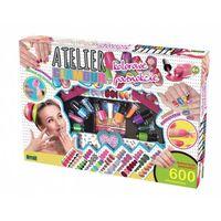 Pozostałe artykuły szkolne, Atelier Glamour Kolorowe paznokcie - DARMOWA DOSTAWA OD 199 ZŁ!!!