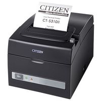Drukarki termiczne i etykiet, Citizen CT-S310II