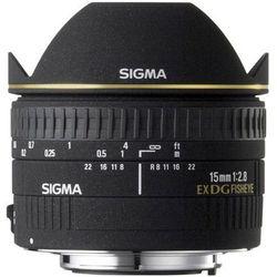 Sigma AF 15/2,8 EX DG Fisheye Canon - produkt w magazynie - szybka wysyłka!