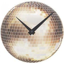 Zegar Ścienny 8801 Small Disco śr. 30 cm Nextime