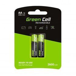 Green Cell Akumulator Green Cell 2x AA HR6 2600mAh