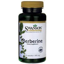 Berberyna Berberine 60 tabletek SWANSON