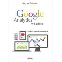 Biblioteka biznesu, Google Analytics w biznesie Poradnik dla zaawansowanych - Dostawa 0 zł (opr. miękka)