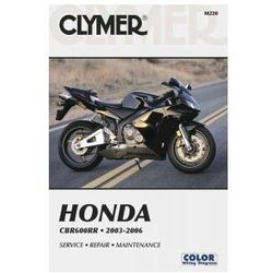 Clymer Manuals Honda CBR600RR 2003-2006 M220