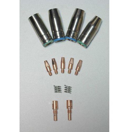 Akcesoria spawalnicze, KOMPLET MB 25(KOŃCÓWKA PRĄDOWA ø 0,8)