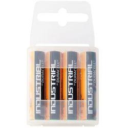 4 x bateria alkaliczna Duracell Industrial LR03 AAA (taca)
