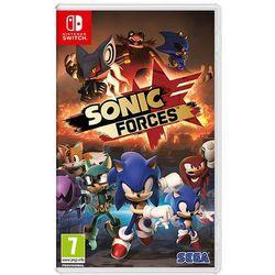 Sonic Forces PL (SWITCH) // WYSYŁKA 24h // DOSTAWA TAKŻE W WEEKEND! // TEL. 696 299 850