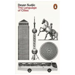 The Language of Cities - Deyan Sudjic (opr. miękka)