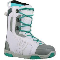 Westige buty snowboardowe Ema White 37, model 15/16 - BEZPŁATNY ODBIÓR: WROCŁAW!