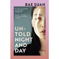 Książki do nauki języka, Untold Night and Day - Suah Bae - książka (opr. miękka)