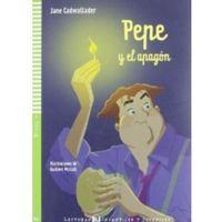 Książki do nauki języka, Pepe y el apagon A2 + CD (opr. miękka)