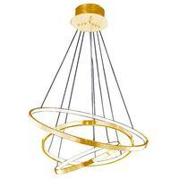 Lampy sufitowe, Lampa wisząca WHEEL 3 AZ2918 - Azzardo - Zapytaj o kupon rabatowy lub LEDY gratis