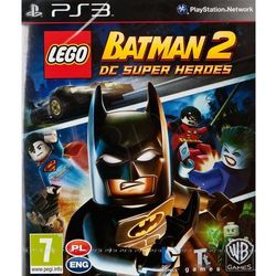 LEGO Batman 2 DC Super Heroes (PS3)