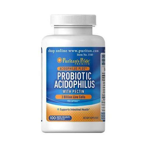 Prebotyki i probiotyki, ProBiotyk 3 mld + Pektyny 100 kaps.